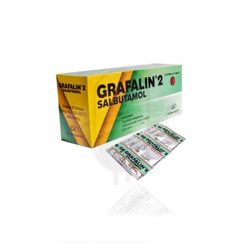 GRAFALIN 2 MG TABLET