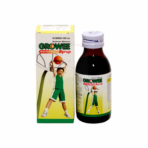 GROWEE SIRUP 100 ML