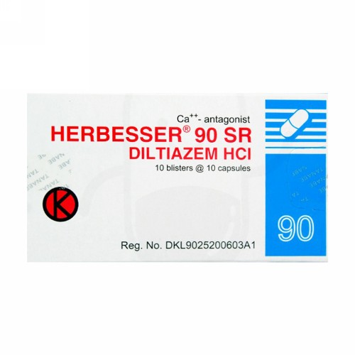 HERBESSER 90 SR TABLET STRIP