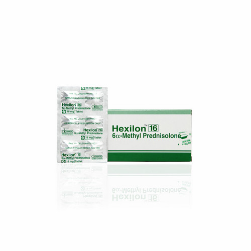 HEXILON 16 MG TABLET