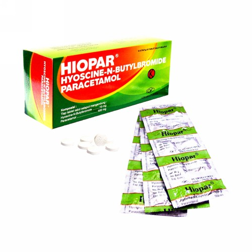 HIOPAR TABLET