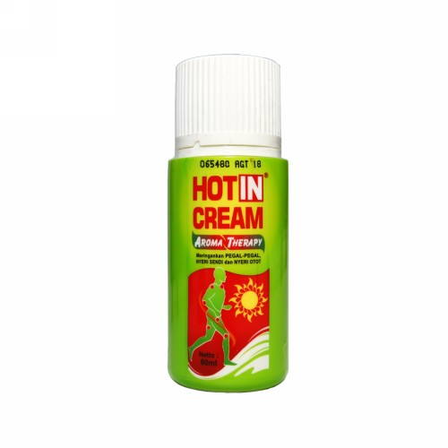 HOTIN CREAM AROMATHERAPY 60 ML