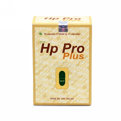 HP PRO PLUS STRIP 10 KAPSUL