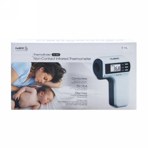 HUBDIC THERMOMETER FINDER NON CONTACT ABN