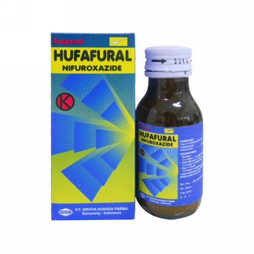 HUFAFURAL 60 ML SUSPENSI