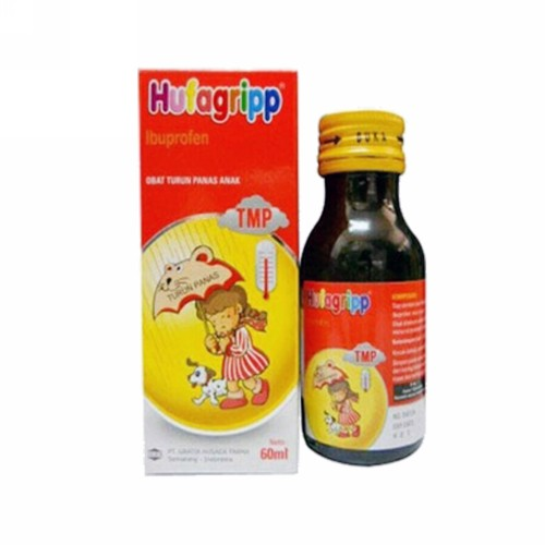 HUFAGRIP TMP SIRUP 60 ML