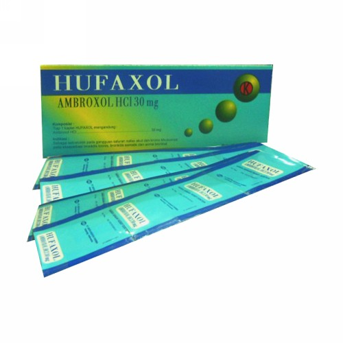 HUFAXOL 30 MG KAPLET STRIP