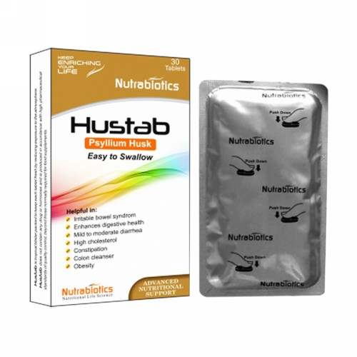 HUSTAB P 8 MG BOX 300 TABLET