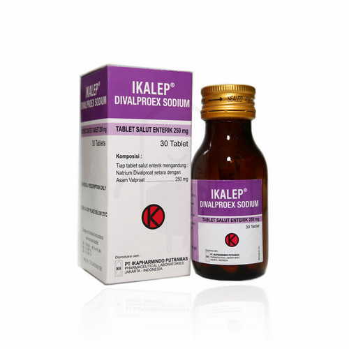 IKALEP 250 MG TABLET