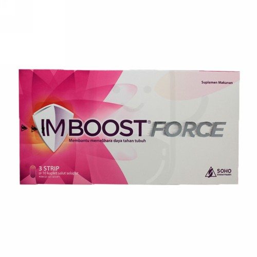 IMBOOST FORCE BOX 30 KAPLET