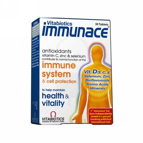 IMMUNACE STRIP 6 TABLET