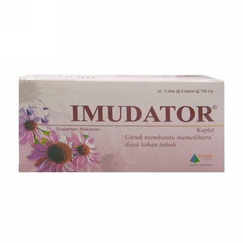 IMUDATOR STRIP 6 TABLET