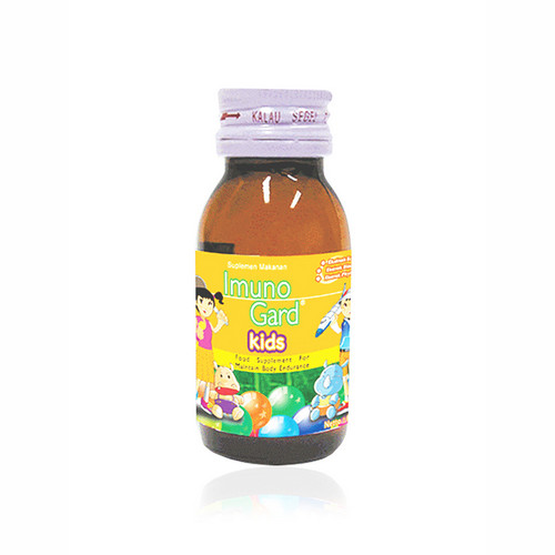 IMUNOGARD KIDS SIRUP 60 ML