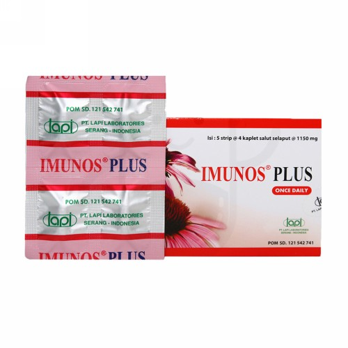 IMUNOS PLUS BOX 20 KAPLET