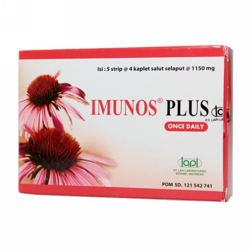IMUNOS PLUS STRIP 4 KAPLET
