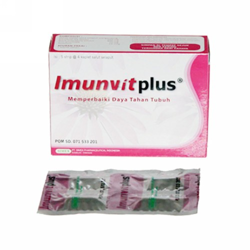 IMUNVIT STRIP 4 KAPLET