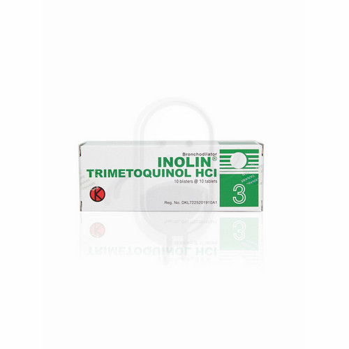 INOLIN 3 MG TABLET BOX