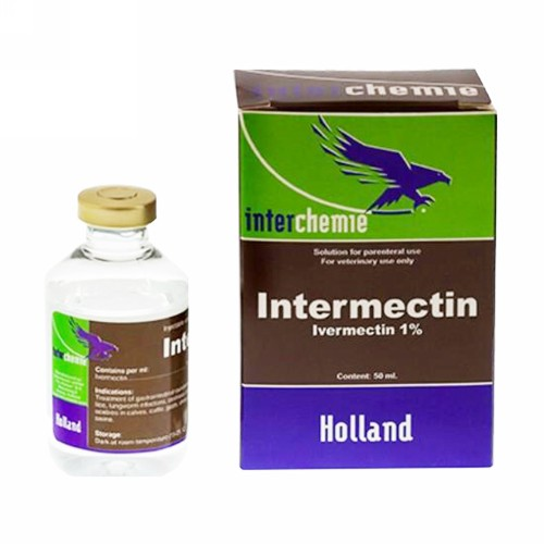 INTERMIC 5 ML INJEKSI BOX