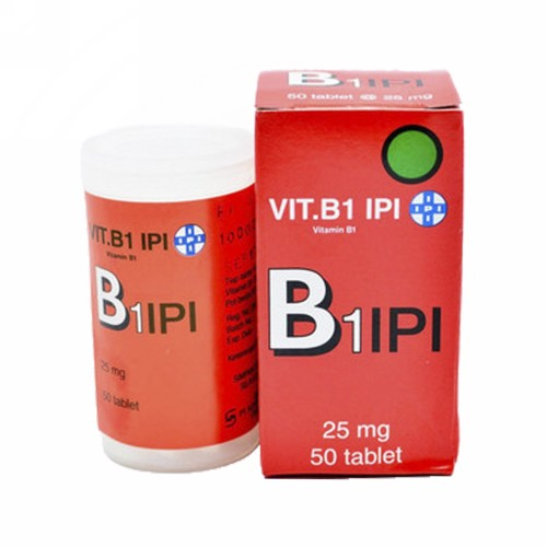 IPI VITAMIN B1 BOX 50 TABLET