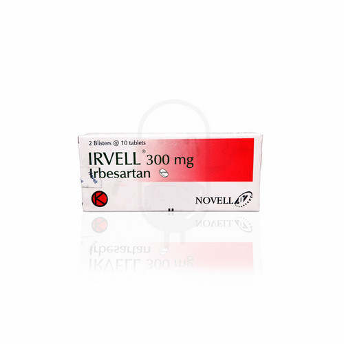 IRVELL 300 MG BOX 20 TABLET