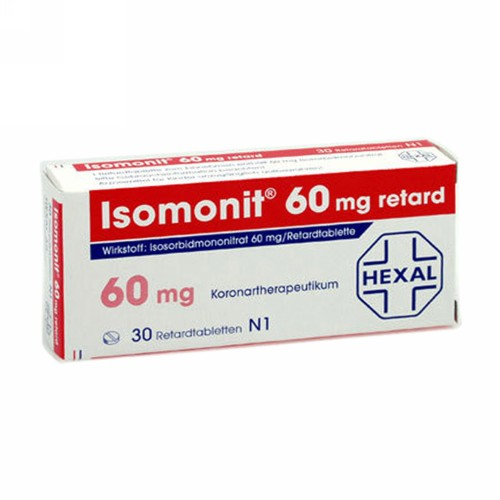 ISOMONIT 60 MG TABLET BOX