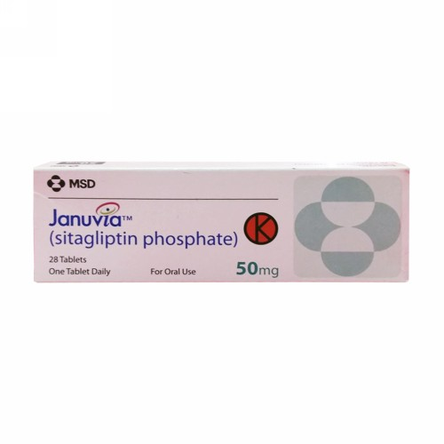 JANUVIA 50 MG TABLET
