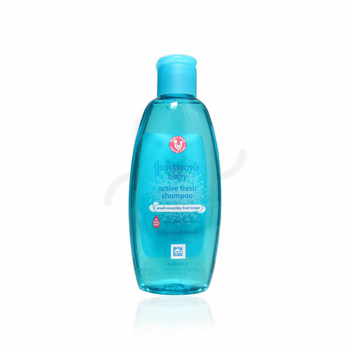 JOHNSON'S BABY SHAMPOO REGULAR 100 ML BOTOL