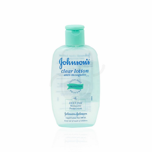 JOHNSON'S BABY CLEAR LOTION ANTIMOSQUITO 100 ML