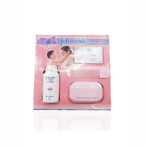 JOHNSON'S BABY GIFT PACK UP GRADE SMALL