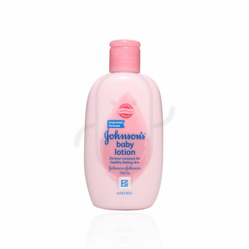 JOHNSON'S BABY LOTION 100 ML PINK