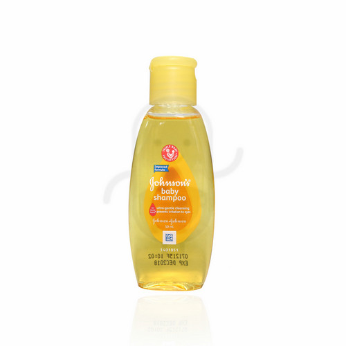 JOHNSON'S BABY SHAMPOO REGULAR 50 ML BOTOL
