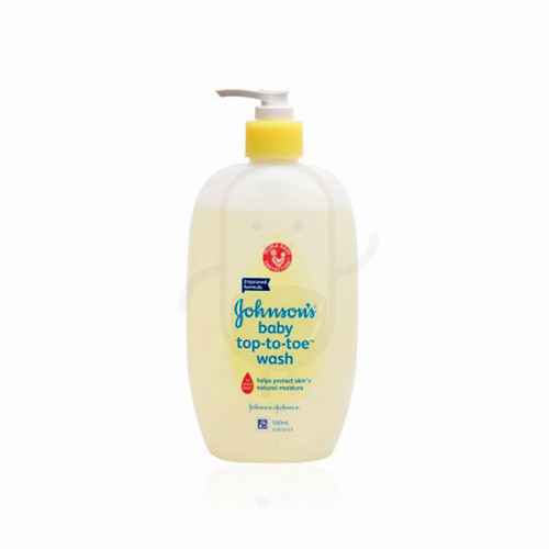 JOHNSON'S BABY TOP TO TOE WASH 500 ML