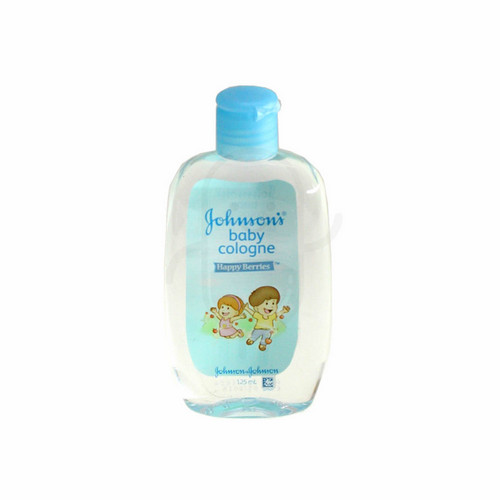 JOHNSON'S BABY COLOGNE HAPPY BERRIES 125 ML BOTOL