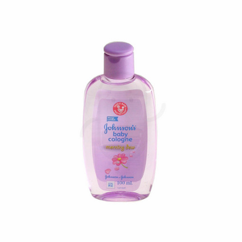 JOHNSON'S BABY COLOGNE MORNING DEW 100 ML BOTOL