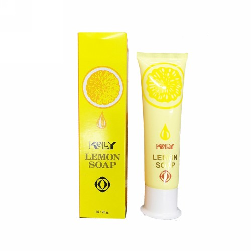 KELLY LEMON SOAP 75 GRAM TUBE