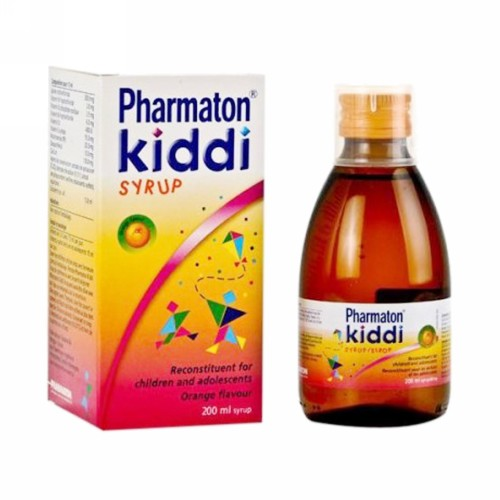 KIDDI PHARMATON 60 ML SIRUP