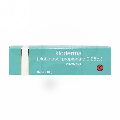 KLODERMA 10 GRAM SALEP