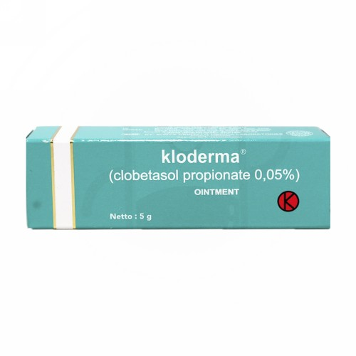 KLODERMA 5 GRAM SALEP