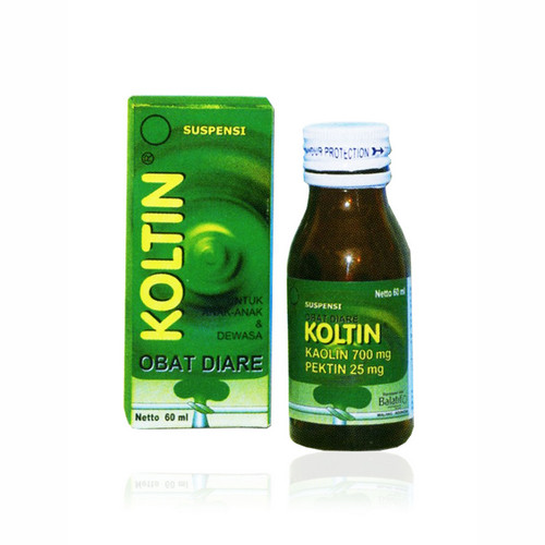KOLTIN 700 / 25 MG SUSPENSI 60 ML
