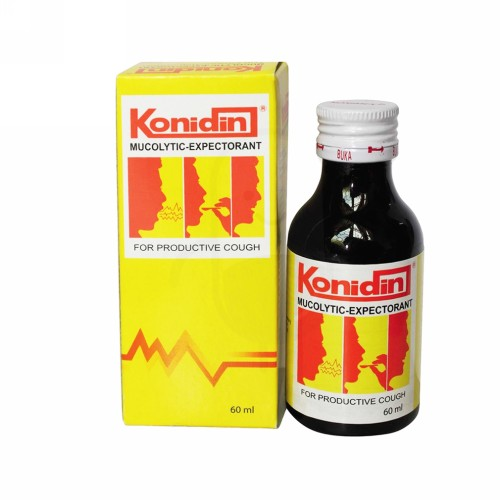 KONIDIN SIRUP 60 ML