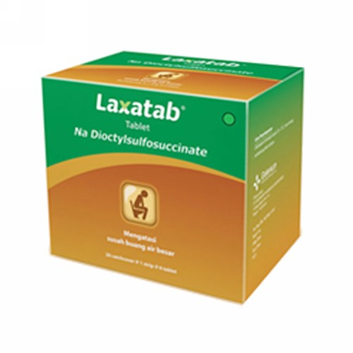 LAXATAB BOX 120 TABLET