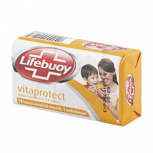 LIFEBUOY SABUN ORANGE VITABAL 80 GRAM DUS