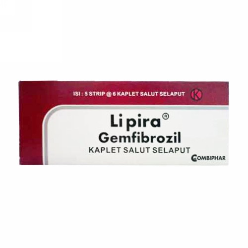 LIPIRA 600 MG KAPLET BOX