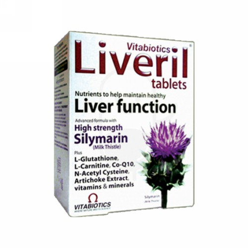 LIVERIL BOX 30 TABLET