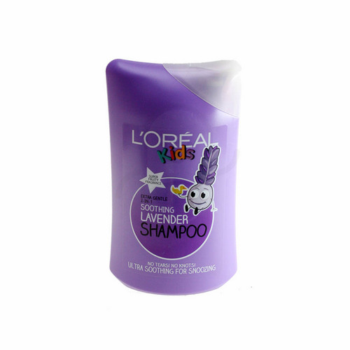 L'OREAL SHAMPOO KIDS EXTRA GENTLE 2 IN 1 SOOTHING LAVENDER 250 ML BOTOL