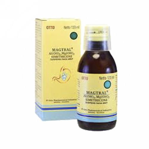 MAGTRAL SUSPENSI 120 ML