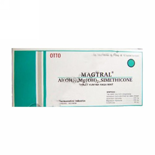 MAGTRAL TABLET STRIP