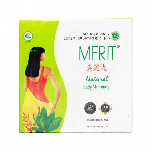 MERIT 500 MG SACHET 3 PIL
