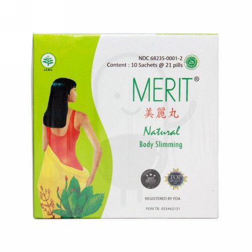 MERIT 500 MG SACHET 30 PIL