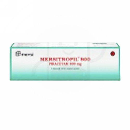 MERSITROPIL 800 MG TABLET
